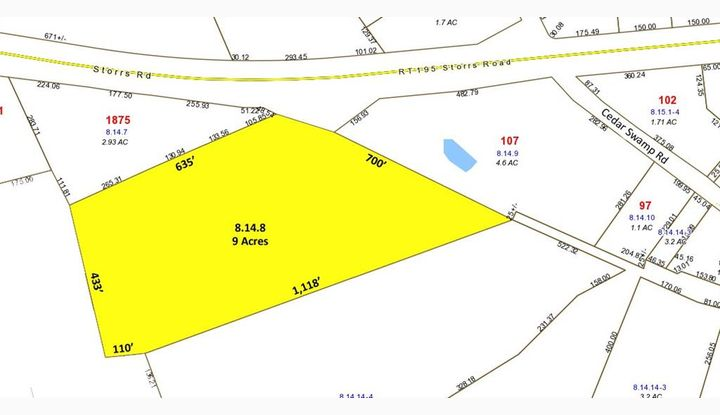 0 Storrs Rd Mansfield, CT 06250 - Image 1